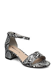 Woms Sandals - GREY SNAKE