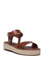 Woms Sandals - BRANDY