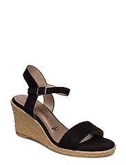 Sandals - BLACK UNI