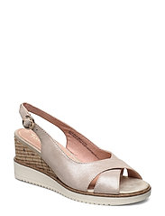 Woms Sandals - CHAMP. PEARL