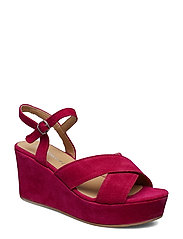 Woms Sandals - FUXIA