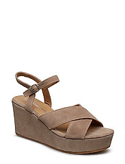 Woms Sandals - TAUPE