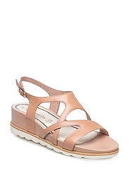 Woms Sandals - LIGHT ROSE
