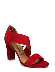 Woms Sandals - SANGRIA