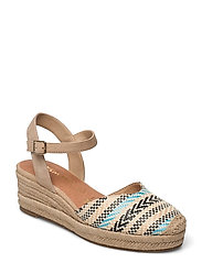 Woms Sling Back - SAND COMB