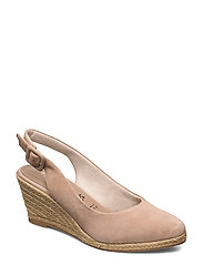 Woms Sling Back - IVORY