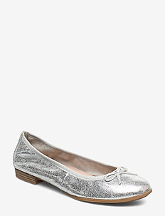 Woms Ballerina - ballerinat - silver