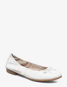 Woms Ballerina - ballerinat - white
