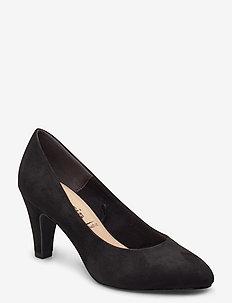 Woms Court Shoe - escarpins classiques - black