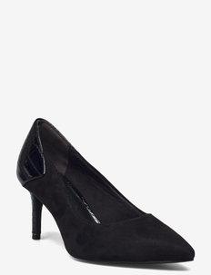 Woms Court Shoe - escarpins classiques - black comb