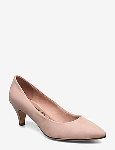 Woms Court Shoe - klassiske pumps - rose