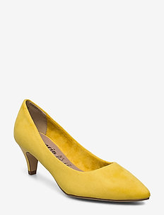 Woms Court Shoe - klassiske pumps - sun