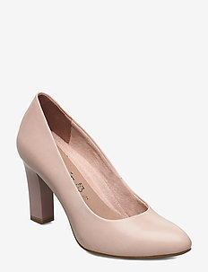 Woms Court Shoe - ROSE