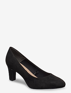 Woms Court Shoe - classic pumps - black