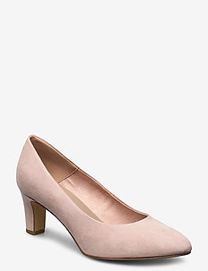 Woms Court Shoe - classic pumps - rose