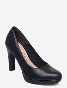 Woms Court Shoe - escarpins classiques - black matt