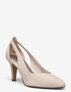 Woms Court Shoe - klassische pumps - ivory