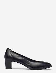 Woms Court Shoe - klassische pumps - black