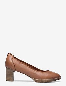 Woms Court Shoe - klassische pumps - nut