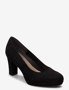 Woms Court Shoe - classic pumps - black