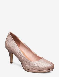 Woms Court Shoe - klassiske pumps - rose glam