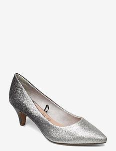 Woms Court Shoe - klassische pumps - pewt.glam comb