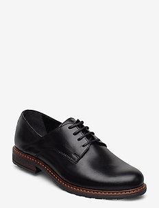 Woms Lace-up - chaussures à lacets - black