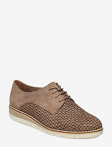 Woms Lace-up - MUD