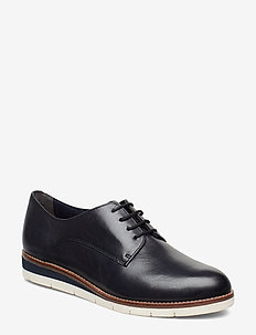 Woms Lace-up - schnürschuhe - navy
