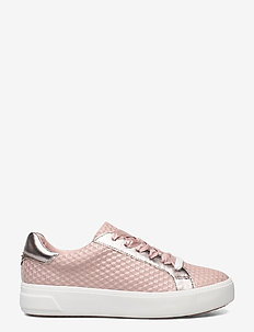 Woms Lace-up - niedrige sneakers - rose structure