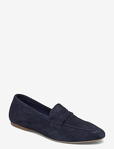 Woms Slip-on - loafers - navy