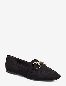 Woms Slip-on - loafers - black suede