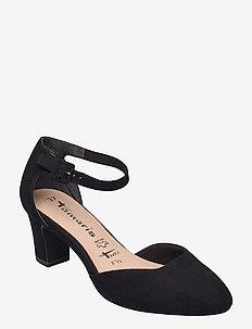 Woms Slip-on - klassiska pumps - black