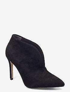 Woms Slip-on - klassiske pumps - black
