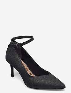Woms Slip-on - klassiska pumps - black glam