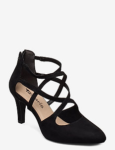 Woms Slip-on - classic pumps - black