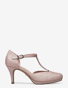 Woms Slip-on - klassische pumps - rose glam