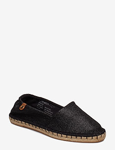 Woms Slip-on - BLACK GLAM