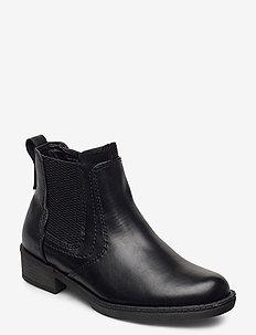 Woms Boots - chelsea boots - black uni