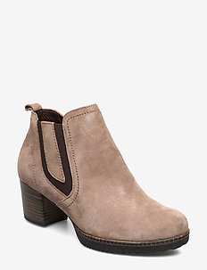 Boots - ankle sko - taupe