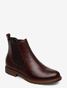 Woms Boots - chelsea boots - muscat leather