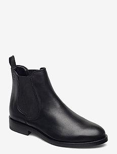 Woms Boots - chelsea støvler - black