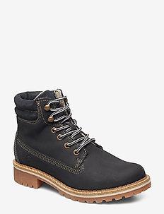 Boots - tasapohjaiset nilkkurit - navy