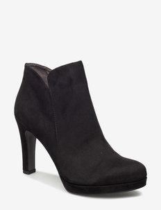 Woms Boots - Lycoris - korolliset nilkkurit - black