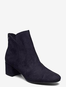 Woms Boots - talon haut - navy