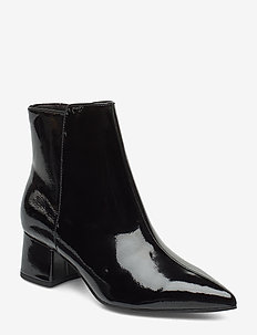 Woms Boots - BLACK PATENT