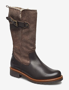 Woms Boots - MOCCA COMB