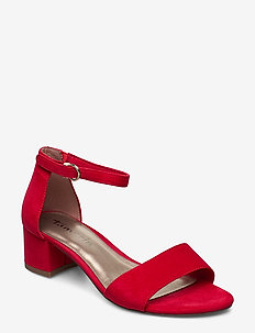 Woms Sandals - høyhælte sandaler - fire