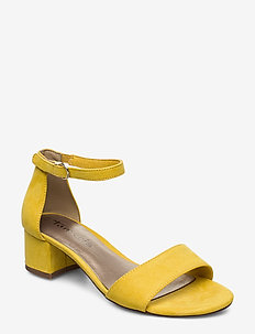 Woms Sandals - høyhælte sandaler - sun