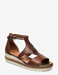 Woms Sandals - kiilakorot - nut comb